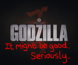 Godzilla begins filming, Gareth Edwards is on set