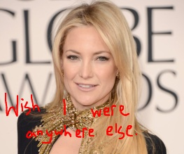 Kate Hudson joins Wish I Were Here