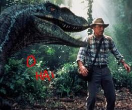 Jurassic Park IV still stuck in amber