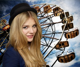 Chloë Moretz and Asa Butterfield head to The White Circus