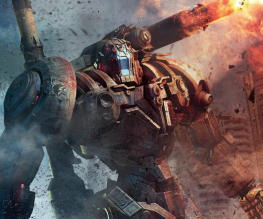 Pacific Rim gets a sweet new trailer
