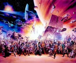 Star Wars Mega Update!