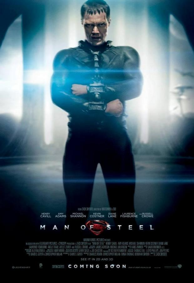 Man Of Steel super wrap-up