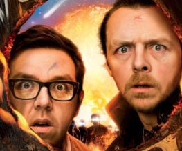 The World's End poster with actual people in it