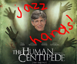 Eric Roberts to star in The Human Centipede III (Final Sequence)