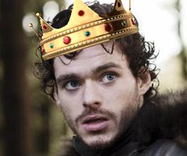 Robb Stark to play Cinderella's Prince Charming