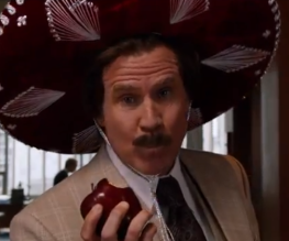 Anchorman: The Legend Continues trailer – MAKE IT STOP