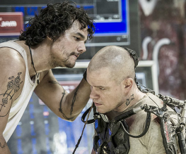 Elysium trailer reveals waaay too much