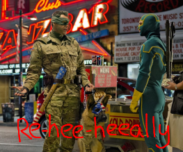 Kick-Ass 2 international trailer kicks ass