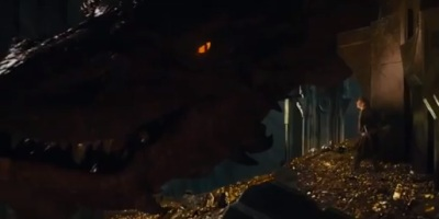 The Hobbit: The Desolation of Smaug gets an abysmal first trailer