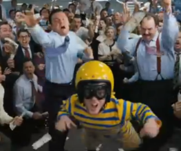 The Wolf Of Wall Street first trailer – it's mental