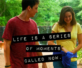 Shailene Woodley is charming in the trailer for The Spectacular Now