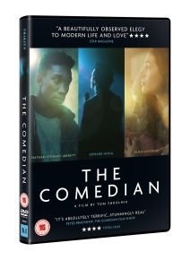 WIN: The Comedian on DVD