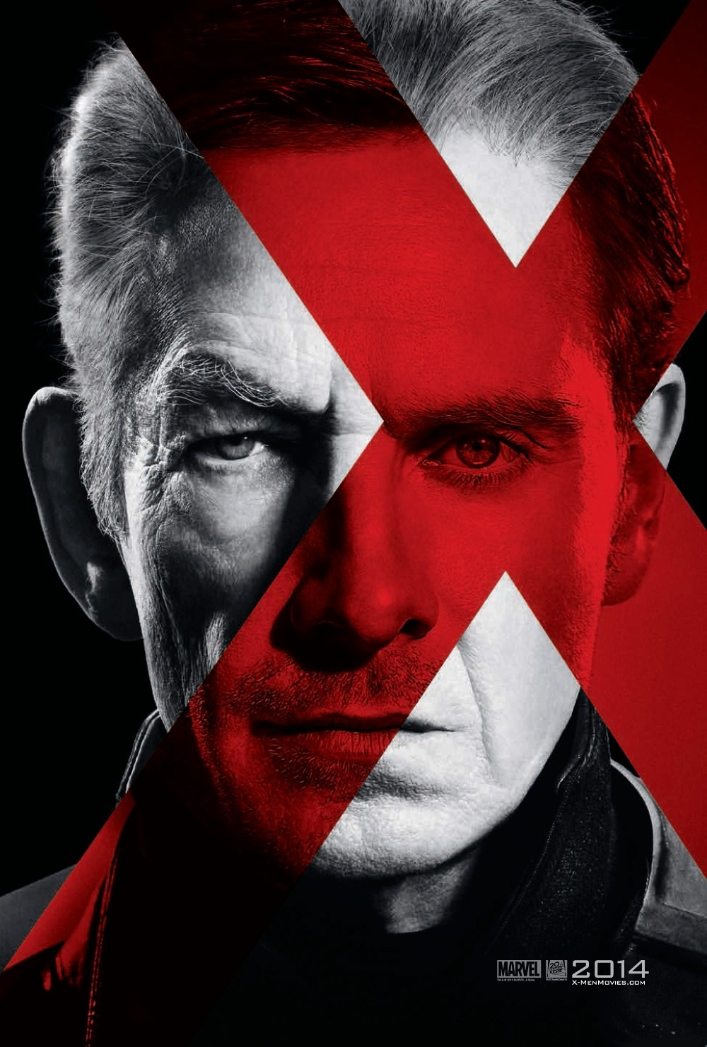 X-Men: Days of Future Past gets two amazing mash-up posters