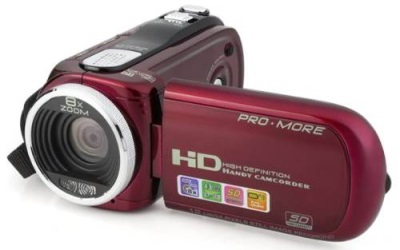 WIN an HD camcorder with #makeascene
