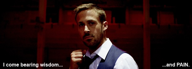 Top 6 things we learnt from Only God Forgives