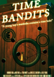 WIN: Time Bandits on DVD!