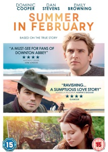 WIN: Summer in February on DVD