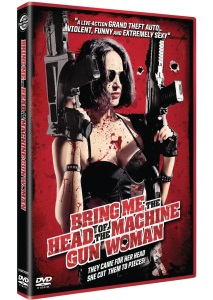 WIN: Bring me the Head of the Machine Gun Woman on DVD