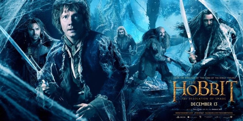 The Hobbit: The Desolation of Smaug debuts new banners