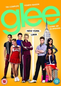 WIN: Glee Season 4 on DVD