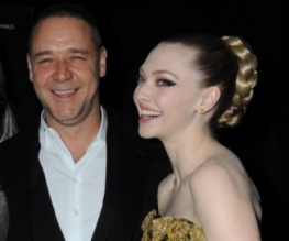 Seyfried and Crowe reunite for Fathers and Daughters