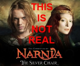 Narnia's Silver Chair will be sat upon after all