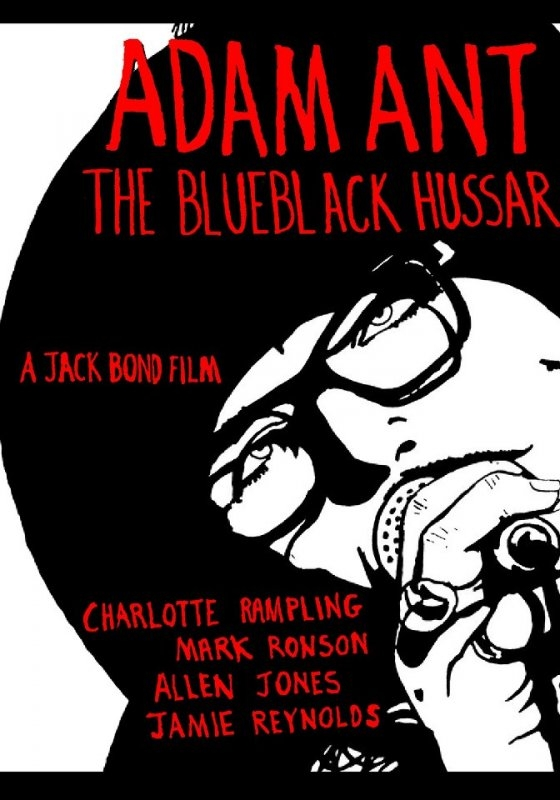 The Blue Black Hussar