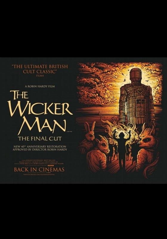The Wicker Man: The Final Cut