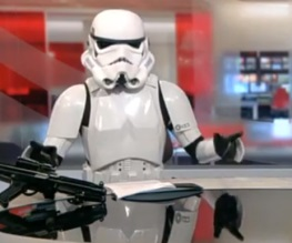 BBC newsreaders dress up for Star Wars announcement