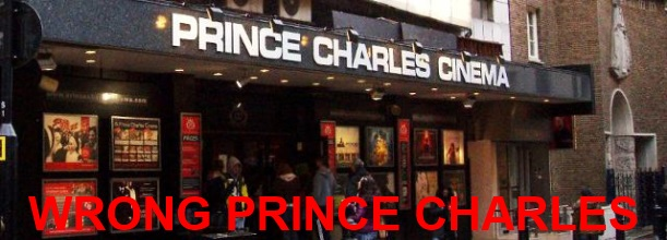 Top 5 princes in film