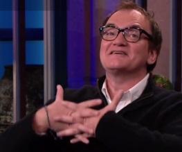 Tarantino teases new Western