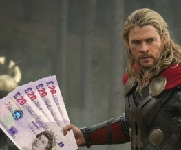 Thor: The Dark World hammers international box office