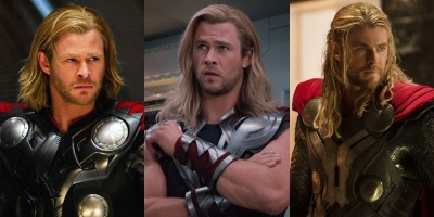 The hairstyles of Thor – an Asgardian style evolution | Best For Film