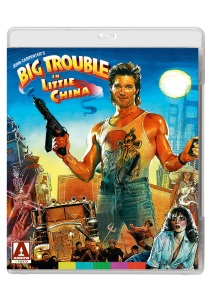 WIN: Big Trouble in Little China on Blu-ray!