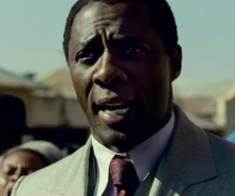 Idris Elba talks playing Mandela