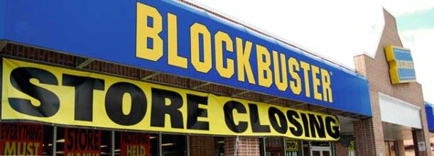 Blockbuster – a BFF eulogy