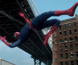The Amazing Spider-Man gets first trailer
