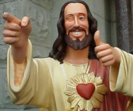 Kevin Smith writes giant monster Jesus film