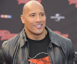 The Rock hints at DC project for 2014
