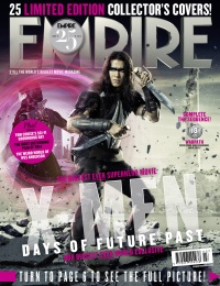 X-Men: Days of Future Past characters debut on Empire