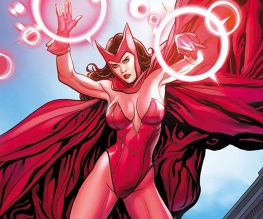 Elizabeth Olsen will cover up as Scarlet Witch